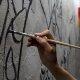 Добавьте жизни красок с помощью росписи стен!