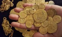 В Украине разрастается «Охота за сокровищами». Какова добыча?