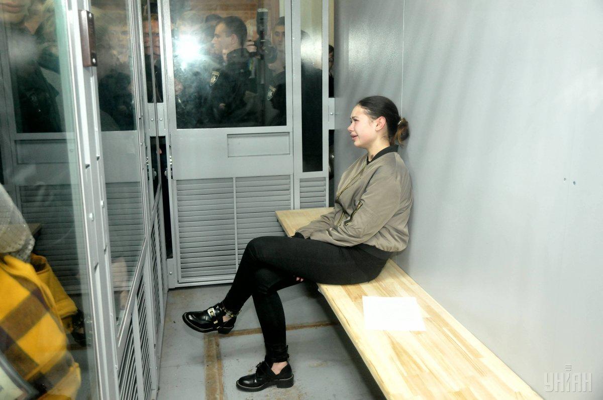 ДТП вХарькове: юрист Зайцевой сообщила оналичии смягчающих событий
