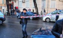 «Кровавое Крещение»: в центре Одессы произошла перестрелка
