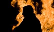 Какие последствия обнаружили после безжалостных действий поджигателя
