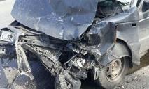 ДТП с маршруткой в Днепре: пострадали дети