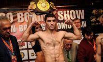 В Украине появился еще один чемпион мира по боксу