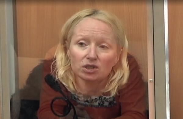 Приверженка «русского мира» Марина Меньшикова покончила ссобой вСИЗО