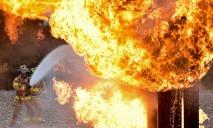 На пожаре в Днепре серьезно пострадал маленький ребенок