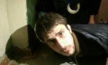 В Днепре прятался боевик ДНР