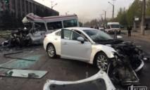9 смертей в ДТП с маршруткой: появилось видео с боди-камер полиции в первые минуты