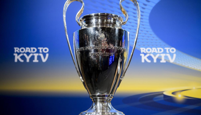 ВДнепр привезут Кубок чемпионов