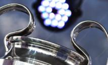 В Днепре побывал легендарный футбольный трофей