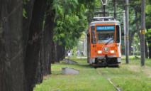 Авария парализовала центр Днепра и движение электротранспорта