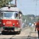 В Днепре трамвайные рельсы пытались сдать на металлолом