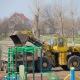 Возле реконструированной Петровской школы строят современный стадион – Валентин Резниченко