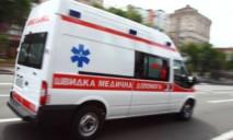 В Днепре была сбита девушка, перебегавшая дорогу в неположенном месте