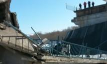 Без ремонта мост в Днепре может рухнуть
