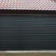 Виды профиля для гаражных роллет