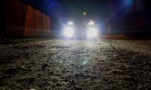 В Днепре ребенок на самокате угодил под колеса авто