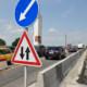 Реверсивное движение на Новом мосту: сколько днепрянам опасаться за свои жизни