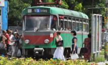 Трамваи Днепра изменят графики и маршруты следования