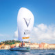Яхта «Villa Krim» лидируетв парусной регате «Giraglia Rolex Cup» 2018
