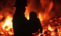 В Днепре пожар чуть не унес две «маленькие жизни»