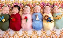 160 недоношенных детей выходили на Днепропетровщине