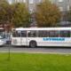Еще на одном городском маршруте появились большие автобусы