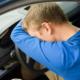 Пьяный подросток за рулем наехал на ребенка в коляске