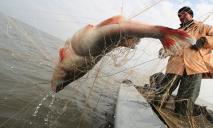 Полиция задержала браконьера с крупным уловом