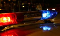 11 машин полиции: в Днепре задержали людей