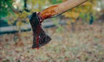 Женщину зарубили топором, полиция стреляла: подробности