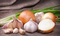 Миф о пользе лука и чеснока в период простуд разрушен