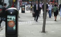 В Днепре могут появиться суперсовременные уличные урны