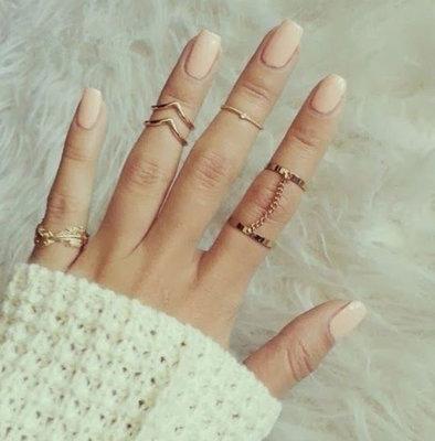 Новости Днепра про Кольца на фаланги от Ювелирного дома Zarina