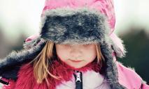 В Днепре массово замерзают дети