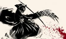 Пьяный «самурай» с катаной громил кафе