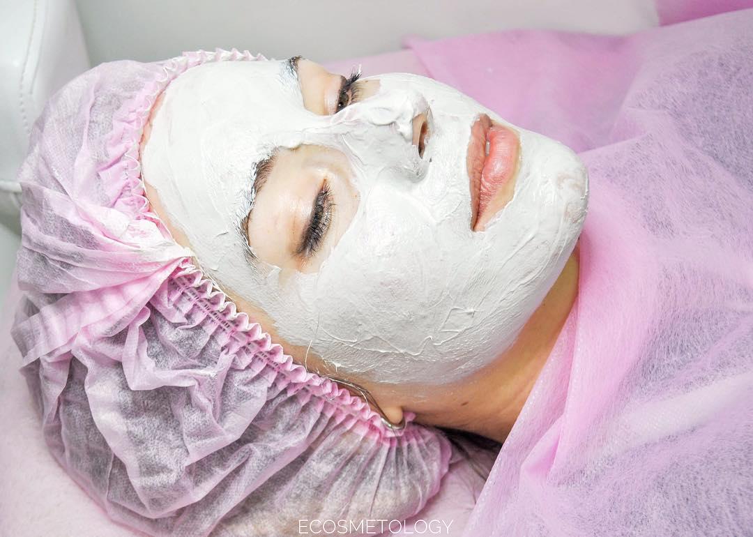 Новости Днепра про Успей воспользоваться скидкой на альгинатную маску в ECOSMETOLOGY перед Новым Годом!