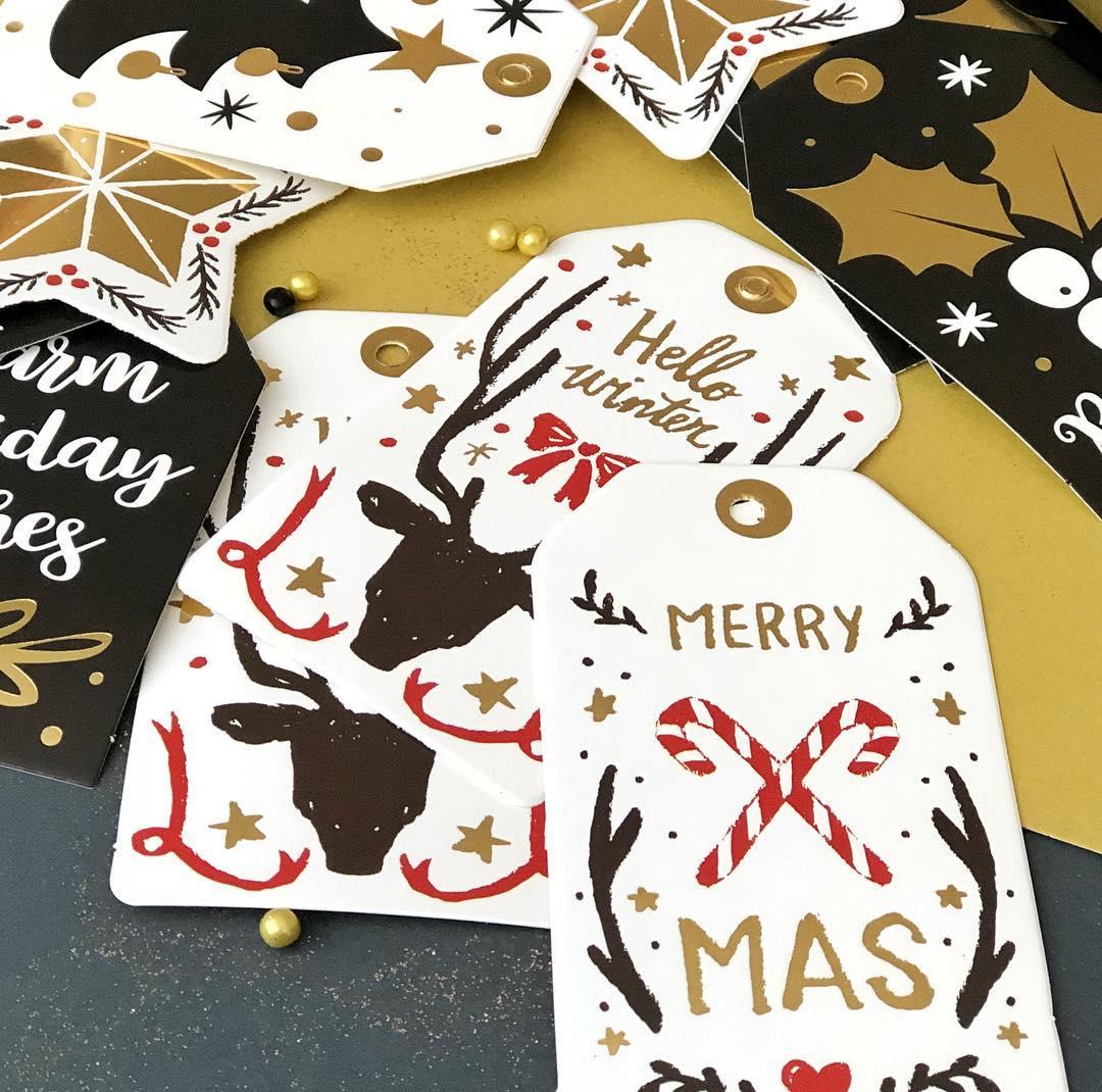 Новости Днепра про Невероятные новогодние украшения от лавки кондитера «Липучка» уже в продаже!