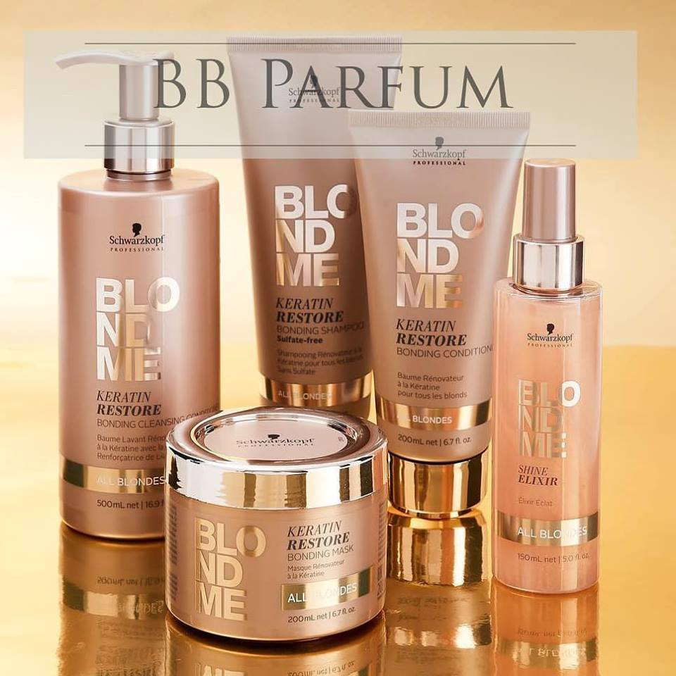 Новости Днепра про BB Parfum напоминает правила ухода за осветленными волосами