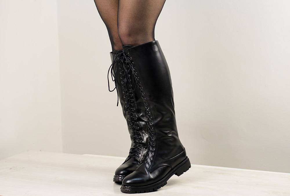 212cece7bf72 В чем преимущество кожаных женских зимних сапог? - Днепр Инфо