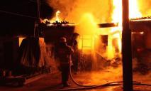 В пожаре в Днепре чуть не погибли 2 человека