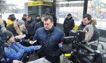 Борис Филатов о маршрутках в Днепре