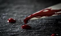 Женщину со всей силы ударили ножом в живот