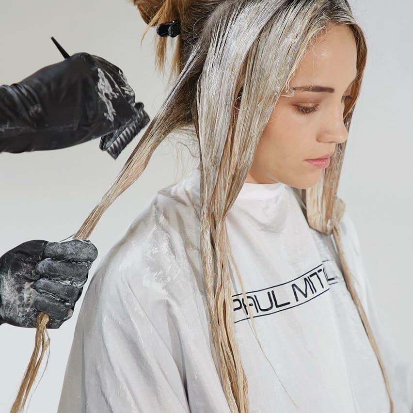 Новости Днепра про ВВBeautySalon предлагает осветление волос