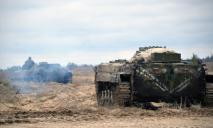 Танки, военные и стрельба: что происходило под Днепром