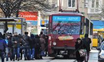 В Днепре проезд в общественном транспорте закончился скандалом
