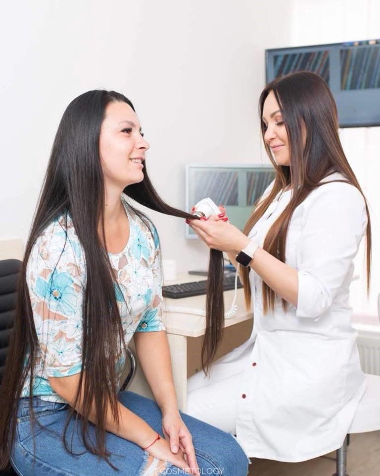 Новости Днепра про Аппаратная диагностика «Ecosmetology» расскажет все о ваших волосах