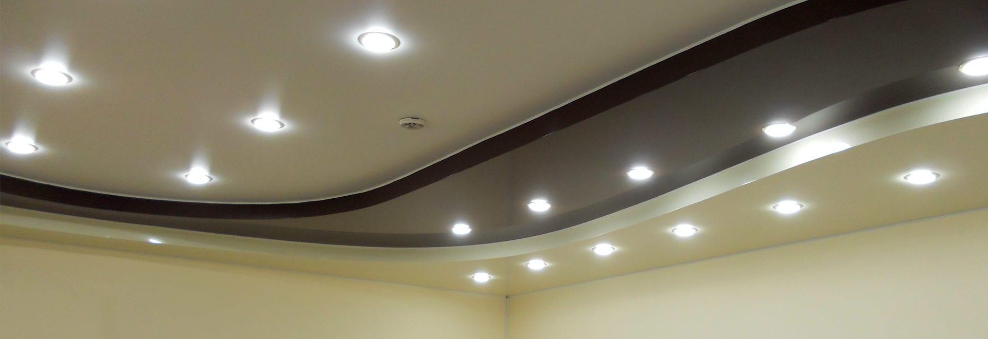 Новости Днепра про «Бик Каскад Плюс» – качественные и стильные натяжные потолки