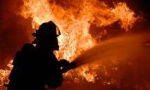 В Днепре загорелся жилой дом: пострадал пенсионер