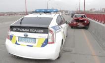 Тройное ДТП на Новом мосту: есть жертва