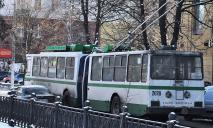 С улиц Днепра исчезнут троллейбусы